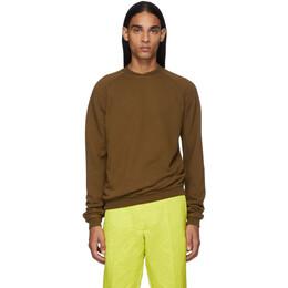 Haider Ackermann Brown Perth Sweatshirt 192542M20400404GB