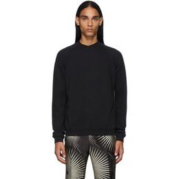 Haider Ackermann Black Perth Sweatshirt 192542M20400304GB