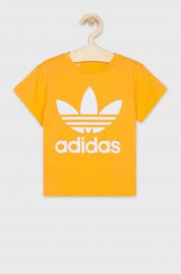 Adidas Originals - Детская футболка 104-128 см 4061619437270