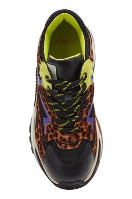 Разноцветные кроссовки Addict Ash 6141901
