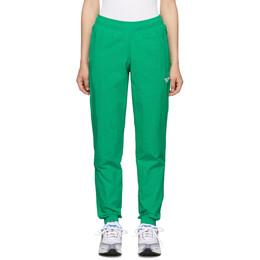 Reebok Classics Green Classics Vector Track Pants 192749F08600305GB