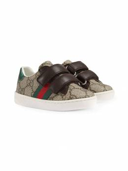 Gucci Kids - кеды 'GG Supreme' 6889C006905308350000