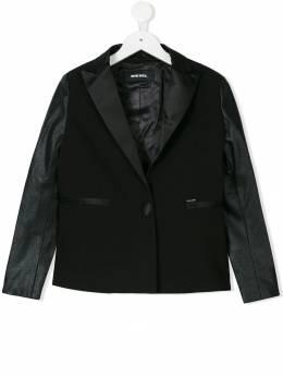 Diesel Kids - однобортный пиджак 3DG6HAEN906085390000