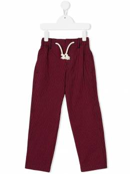 Dondup Kids - striped trousers A96CR983903555500000