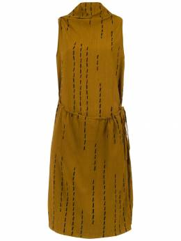 Uma Raquel Davidowicz - Modern micro-pleated dress TIDOMODERN95AW989053
