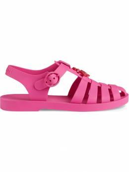 Gucci Kids - резиновые сандалии 883J8366906630390000