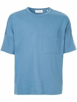 Cerruti 1881 футболка с нагрудным карманом C3768EO01031