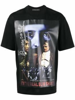 Y/Project - футболка с принтом 'Slim Shady' 0NS93900833590000000