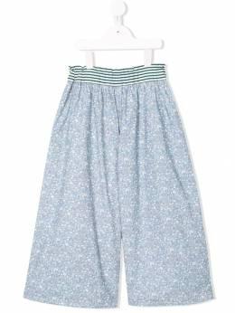 Familiar - брюки с полосатой талией 63693653635000000000