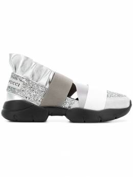 Emilio Pucci City Up slip-on sneakers 8RCE578RX30