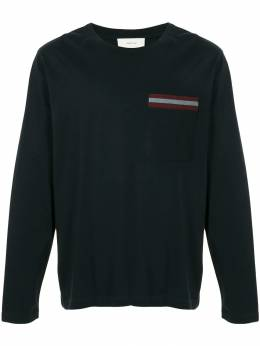 Cerruti 1881 - patch pocket sweater D9EI6663893059056000