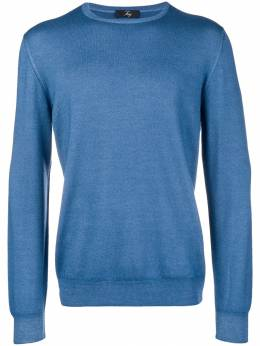 Fay - plain knit sweater C933059TCQR939908300