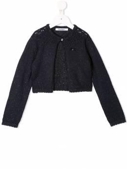 Familiar - sparkle knit cardigan 95693933556000000000