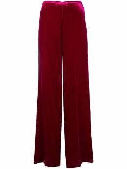 Forte Forte - relaxed fit velvet trousers 3MYPANTS930369980000