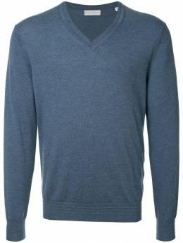 Gieves & Hawkes V-neck sweater G3867ER08033