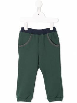 Familiar - chevron knit trousers 03693933569000000000