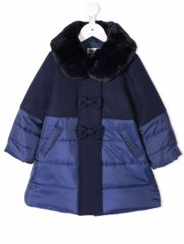 Familiar - bow detail padded coat 05093933565000000000