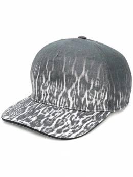 Just Cavalli - леопардовая кепка с эффектом градиент TC6698N3903893535586
