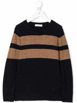 Paolo Pecora Kids свитер с полосками PP1419