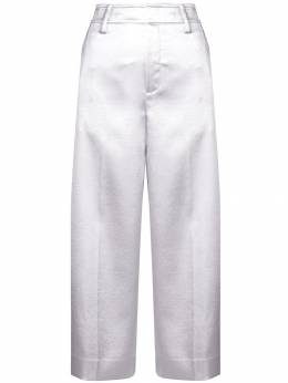 Vince - широкие укороченные брюки 33096939353096900000
