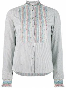 Chinti & Parker - рубашка с вышивкой 3BW93935096000000000