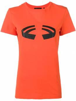 Helmut Lang - футболка с принтом PW569935339380000000