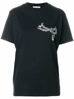 1017 ALYX 9SM - футболка с цепочным принтом TS666590505668000000