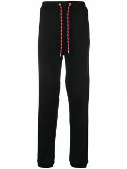 Just Cavalli - спортивные брюки с поясом на контрастном шнурке KA6939N0598993558938