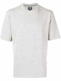 Woolrich ребристая футболка WOFEL1170UT1438