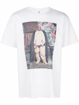 R13 - футболка с фотопринтом M3966659369656600000