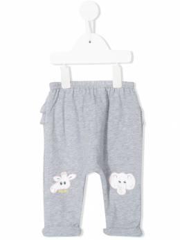Kenzo Kids - брюки с оборками 36630593586660000000