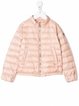 Moncler Kids - пальто-пуховик 9399C666993665539000
