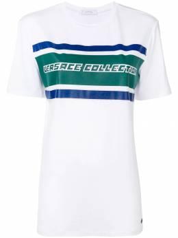 Versace Collection - футболка с логотипом 803MG665569936689960