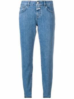 Closed - джинсы узкого кроя 83365XHM935339630000