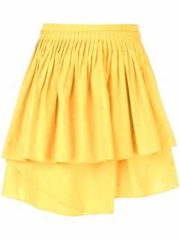 Ulla Johnson - ярусная юбка со сборками 96365936560660000000
