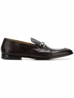 Doucal's - лоферы с миндалевидным носком 939CAPRUF669TM009095
