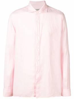 Z Zegna - классическая рубашка 06ZZC659366058600000