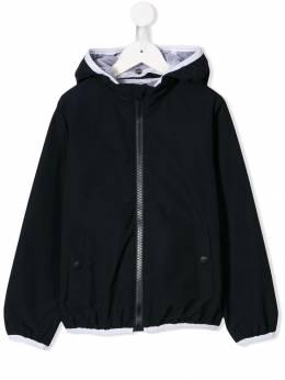 Herno Kids - куртка на молнии с капюшоном 605B9930993366683000