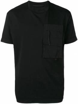 1017 ALYX 9SM - футболка с нагрудным карманом TS6605A9335693900000