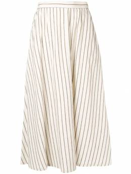 Lorena Antoniazzi - длинная юбка в полоску 593G6309099339836300