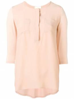 Semicouture - блузка с нагрудными карманами U6593395065000000000