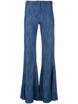 Alexis - расклешенные джинсы с завышенной талией 86690568593355098000