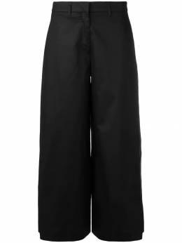 L'Autre Chose - расклешенные брюки строгого кроя 66599659U99993690969