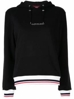 Loveless - худи со шнурком и логотипом 08966933998090000000