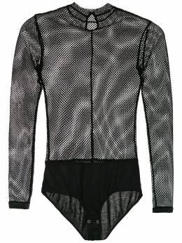 Tufi Duek mesh bodysuit 424800090