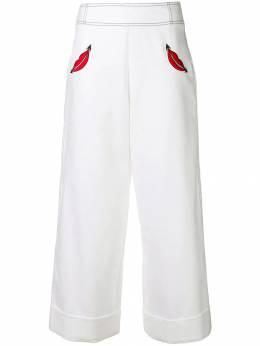 Vivetta - укороченные брюки палаццо V565VIVVIADANA933839