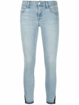J Brand - укороченные джинсы скинни 69986938593050000000