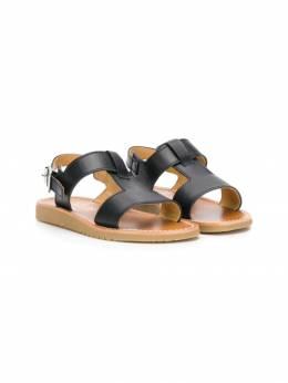 Gallucci Kids - сандалии с открытым носком 96J96600AT9386508300