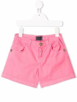Young Versace - джинсовые шорты BE59YCE9939389580500