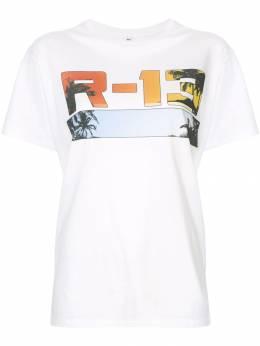 R13 - футболка с логотипом M3995659389983800000
